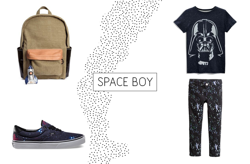 space man by cool & bello