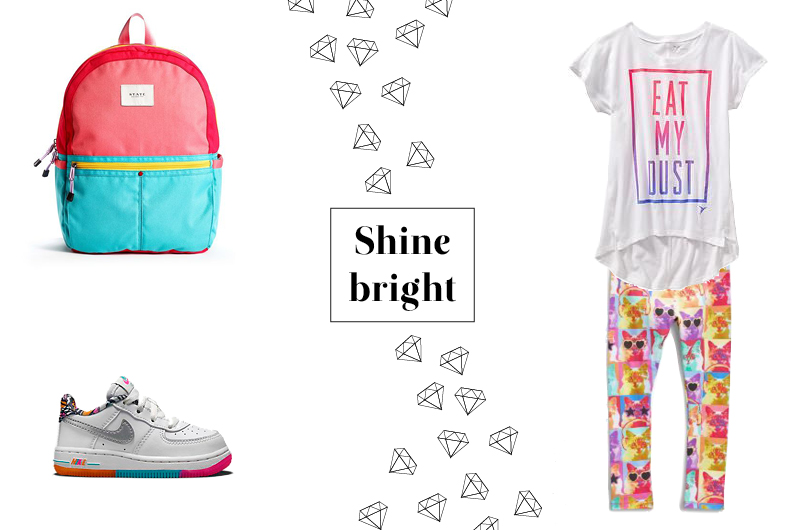 shine bright by cool & bello